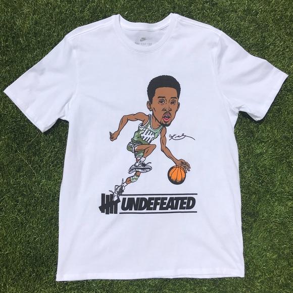 477a4ac755b Nike Shirts | X Kobe Bryant X Undefeated Caricature Tee | Poshmark